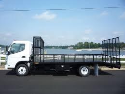 mitsubishi fuso 4x4 crew cab landscape trucks for sale