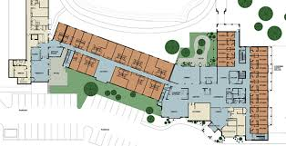 floor plans for assisted living facilities project experience