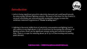 most efficient lighting system energy efficient lightning systems india