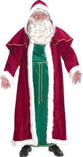 santa costume men s santa costume costumes