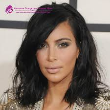 cheap bob haircut brazilian hair lace front wig short wavy full
