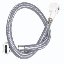 moen duralock kitchen and bar faucet quick connect hose kit 114307