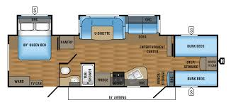 jayco trailers floor plans jay flight travel trailer product page rv steals u0026 deals south
