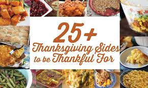 thanksgiving sides to be thankful for southern bite