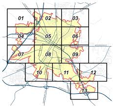 Zoning Map City Zoning Map Hagerstown Md Official Website