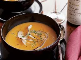 thanksgiving butternut squash soup butternut squash soup with coconut and ginger recipe jeanette