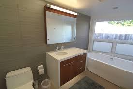 Mid Century Modern Bathroom Vanity Bathroom Glass Window For Modern Bathroom Decor With Mid Century