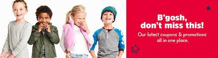 coupon codes promo codes printable coupons oshkosh free shipping
