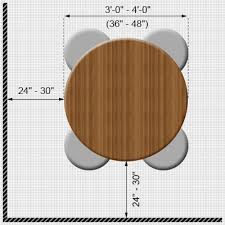 Dining Room Table Dimensions To Seat  Dining Table On Pinterest - Dimensions for dining table for 8