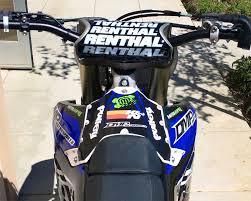 2014 motocross bikes 2014 2015 u0026 2016 yamaha yz450f u0026 yz250f mx bike gets k u0026n