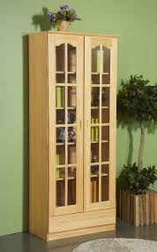Glass Bookcase With Doors by Modern Contemporary Bookcase Designs And Styles All Contemporary