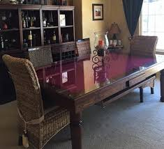 Dining Room Table For 2 Continental Dining Room Pool Tables By Generation Chic Pool