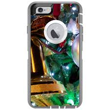 custom otterbox defender for iphone 6 6s 7 plus christmas