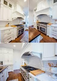 kitchens white glazed kitchen with walnut countertop elite designs international design remodel buffalo