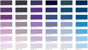pantone color chart galaxy business products