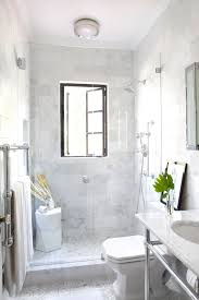 white marble bathroom ideas home tour a designer s pattern packed atlanta home white marble