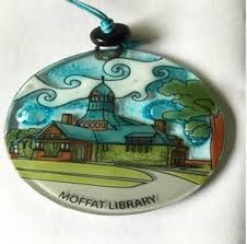foml ornament fundraiser moffat library