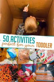 activities for toddlers from on as we grow