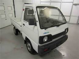 mitsubishi pickup 1990 1990 suzuki carry for sale classiccars com cc 959308