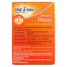 boots womens vitamins bayer one a day s petites tablets 160 count walmart com