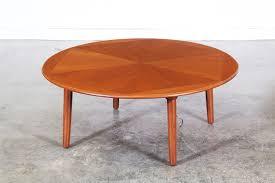 Teak Coffee Table H W Klein Teak Coffee Table For Brahmin Vintage Supply Store
