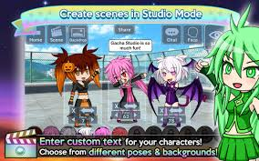 gacha studio anime dress up android apps on google play
