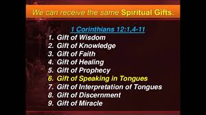 meaning of the number 9 9 gifts of the spirit