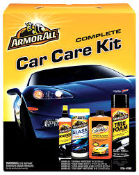 Interior Car Shampoo Service Near Me Amazon Com Armor All Complete Car Care Kit 1 Count Automotive