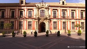 luxury hotel hospes las casas del rey de baeza seville spain