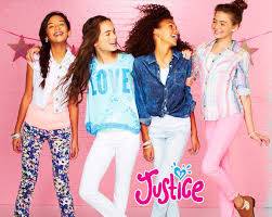 justice clothing store application free here