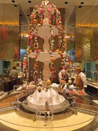 Wynn Las Vegas Buffet Price by Rotating Chocolate Fountain Picture Of The Buffet At Wynn Las