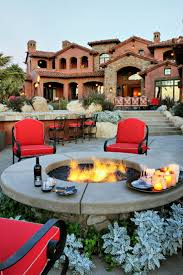 Rustic Landscaping Ideas For A Backyard by Backyard Landscaping Design Ideas Fresh Modern And Rustic Fire Pit