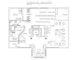 beauty salon floor plans plain ideas beauty salon floor plan salon design layout salon