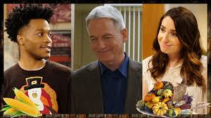 pass the turkey and don t miss these thanksgiving episodes on cbs