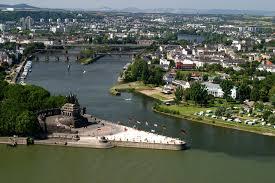 Koblenz Germany Map by Koblenz The German Corner And A National Heirloom