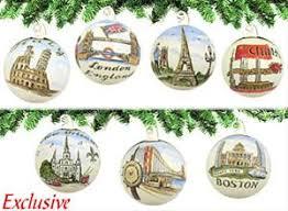 ornaments by citysouvenirs