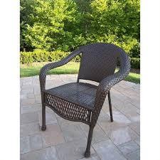 Wicker Patio Chair by Best 25 Resin Wicker Patio Furniture Ideas Only On Pinterest