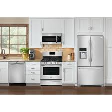 Stainless Steel Kitchen Appliance Package Deals - kitchen 4 piece kitchen appliance package cheap kitchen