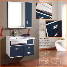 Pvc Vanity Pvc Bathroom Cabinet Bathroom Vanity Ningbo Leelongs Industrial