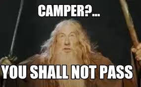 You Shall Not Pass Meme - meme creator cer you shall not pass meme generator at