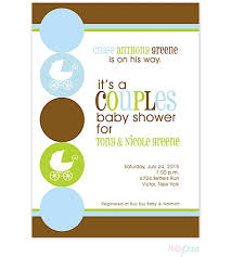 Couple Shower Invitations Couples Baby Shower Invitations New Selections Fall 2017