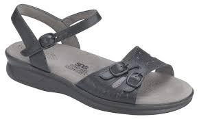 Comfort Sandals For Walking Sas Women U0027s Duo Walking Comfort Sandals Buckle Straps Made In Usa