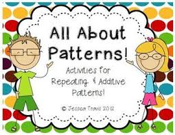 7 best math patterns images on pinterest math patterns
