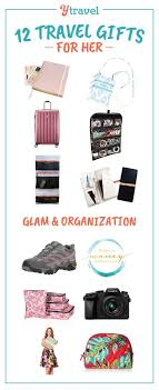best gifts for her 12 exciting travel gifts for her for glam and organization