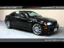 2002 bmw coupe 2002 bmw 3 series coupe for sale in riverside ca 92503