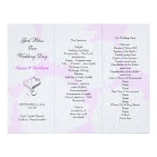 free tri fold wedding program templates 15 tri fold wedding invitations template psd images tri fold