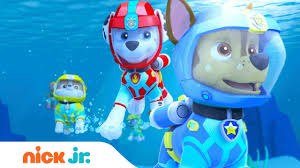 film everest jelek paw patrol sea patrol the next wave official trailer full