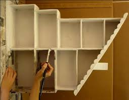 How To Make A Dollhouse Out Of A Bookcase 129 Best Diy Casita De Muñecas Diy Dollhouse Images On Pinterest