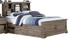 Bookcase Bed Queen The Best Selection Of Captain U0027s Beds