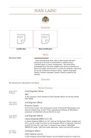 Sample Resume Senior Management Position by Chief Engineer Resume Samples Visualcv Resume Samples Database